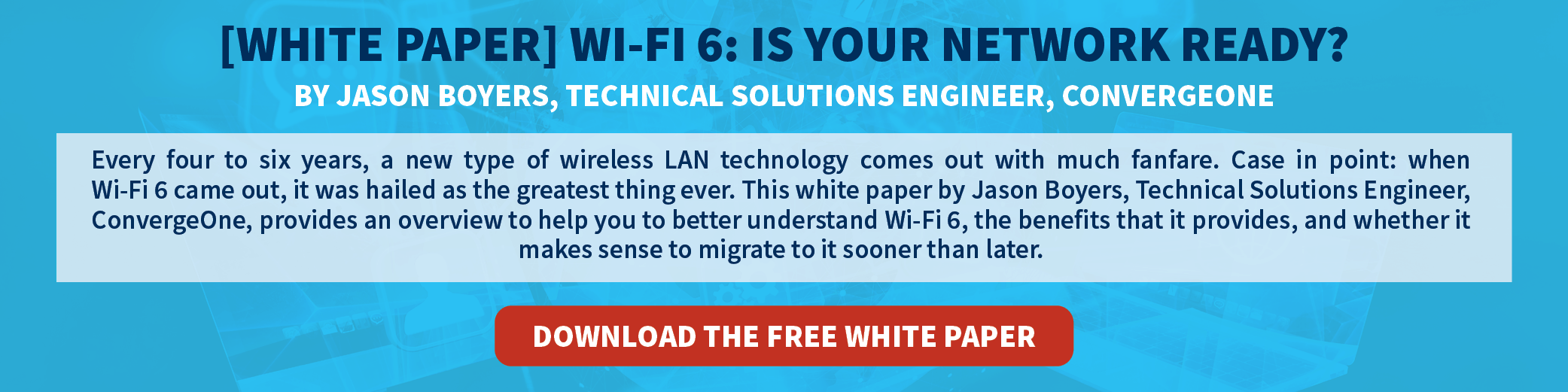 Wi-Fi 6 White Paper
