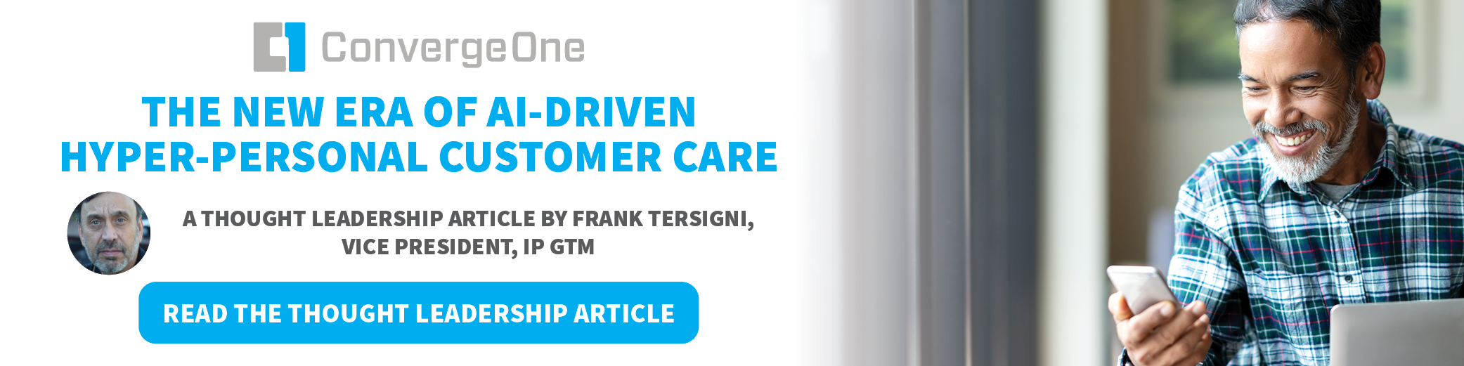 AI Customer Care Thought Leadership Article - Read Now