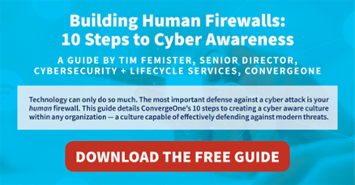 Building Human Firewalls: 10 Steps to Cyber Awareness