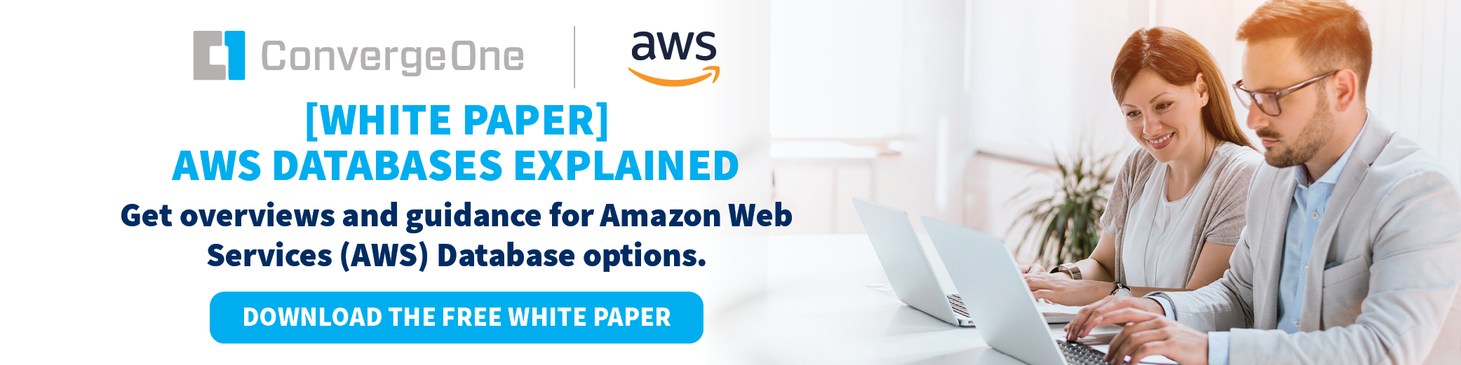 AWS Databases White Paper - Download Now