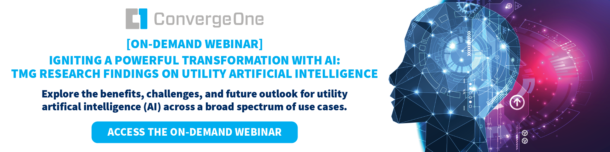 Utility Artificial Intelligence On-Demand Webinar - Watch Now
