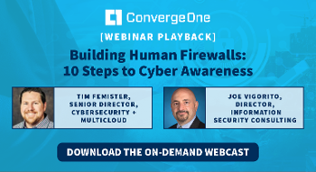 Building Human Firewalls Webinar - Download Playback