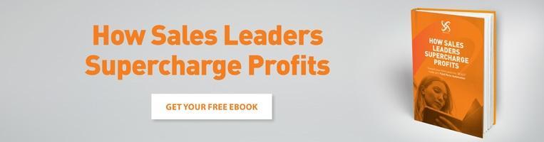 How Sales Leaders Supercharge Profits eBook