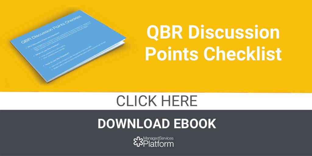 QBR Discussion Points