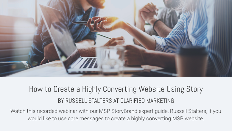 How to Create a Highly Converting Website Using Story