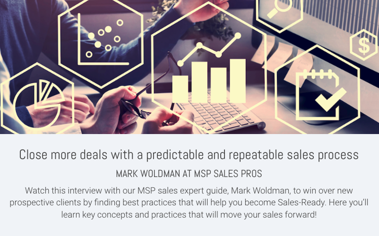 Close more deals with a predictable and repeatable sales process