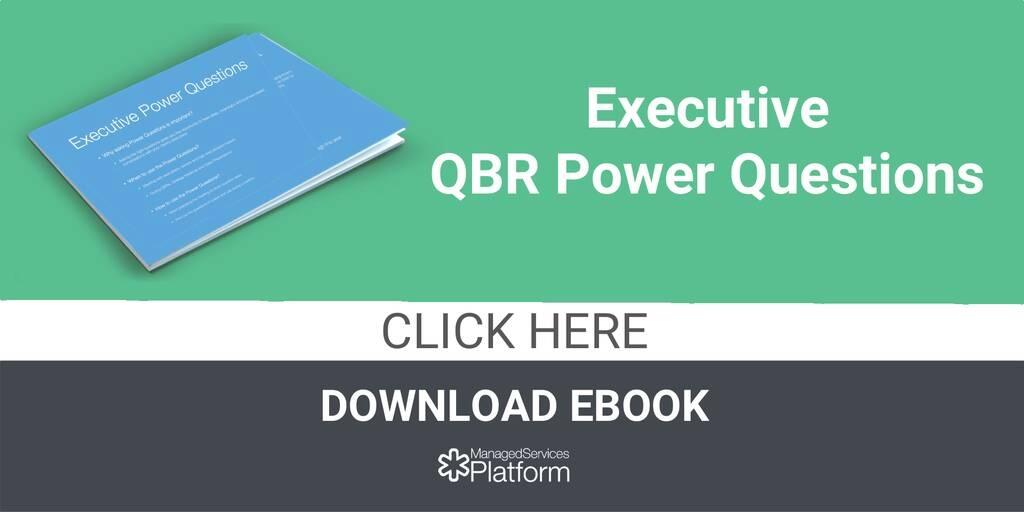 Executive QBR Power Questions