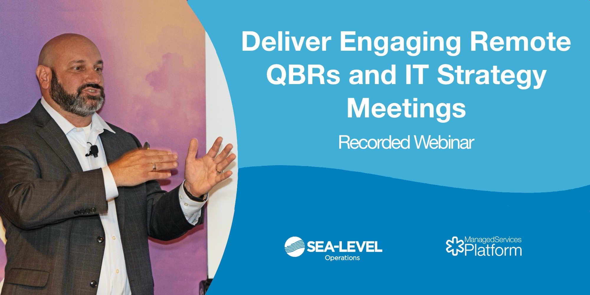 Deliver Engaging Remote QBRs and IT Stretegy Mettings