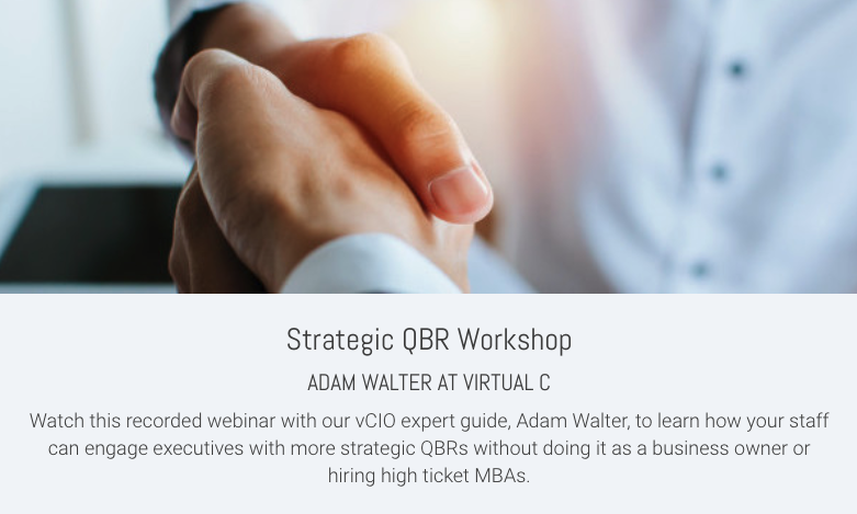 Strategic QBR Workshop
