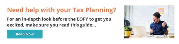 Tax Planning – Strategies & Opportunities for Business Owners