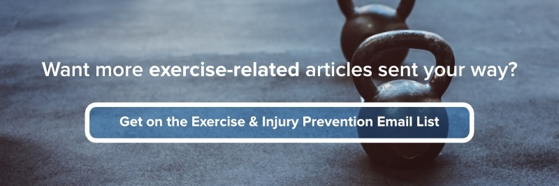 Subscribe to the Artic Flex Exercise & Injury Prevention Email List
