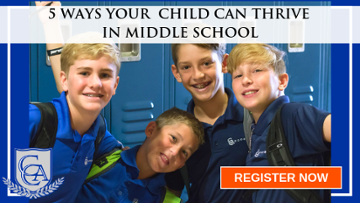 5 Ways Your Child Can Thrive in Middle School