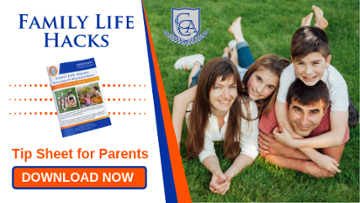Download Now: Family Life Hacks Tip Sheet