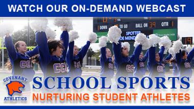 Watch Now: School Sports Webinar