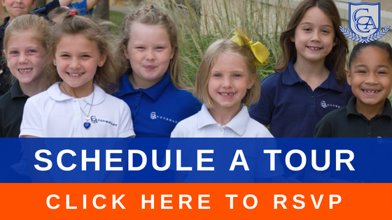 Register Now: Group Tour at Covenant Christian Academy