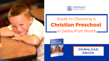 Choosing a Christian Preschool in Dallas/Fort Worth