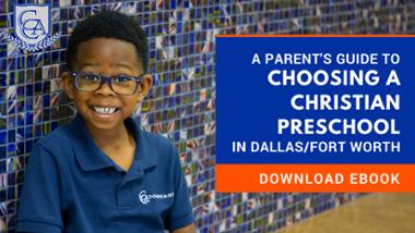 Download Guide: Choosing a Christian Preschool