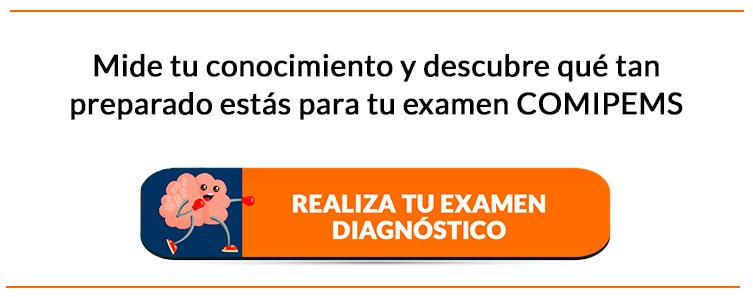 Examen Diagnóstico de ingreso a Bachillerato COMIPEMS