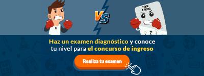 Examen diagnóstico gratis para examen de ingreso