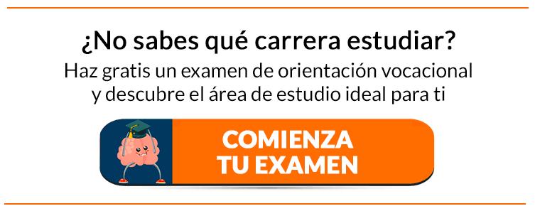 Haz gratis un examen de orientación vocacional