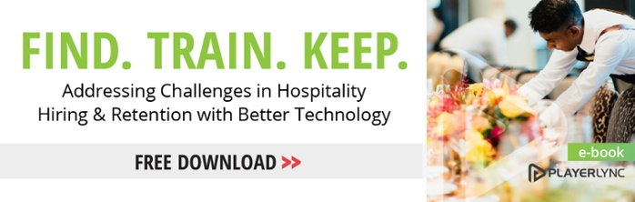 addressing challenges in hospitality hiring & retention with better technology