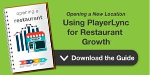 PlayerLync's Mobile Content Management for Restaurant Growth