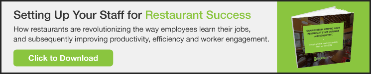 Setting Up Your Staff for Restaurant Success