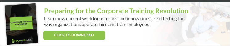 corporate training revolution