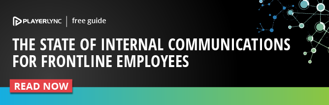the state of internal communications for frontline employees