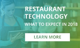 restaurant technology - what to expect in 2018