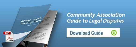 Download The Community Association Guide To Legal Disputes