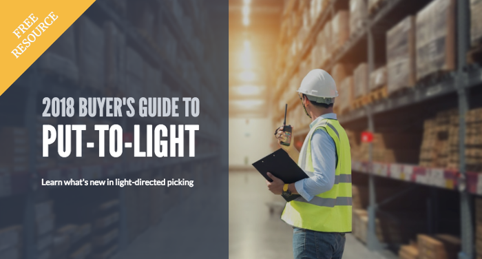2018 Buyer's Guide to Put-to-Light