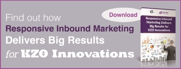 KZO Innovations and Responsive Inbound Marketing
