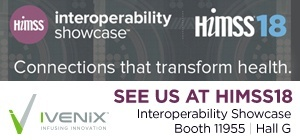 Ivenix HIMSS18 Interoperability Showcase