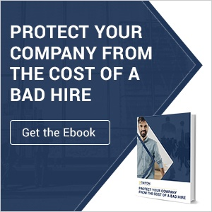 Triton Protect YourCompany From Bad Hire Cost