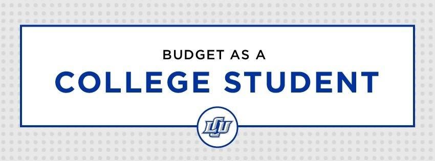 College Budgeting Roadmap