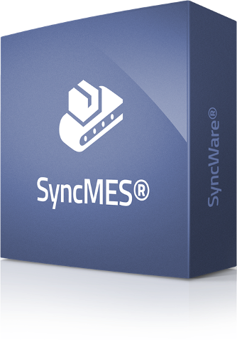 SyncMES product is based on SyncWare platform.