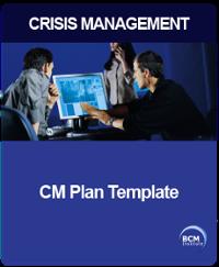 Appendix 6: CM Plan Template