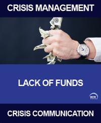 Lack of Fund