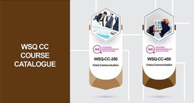 [WSQ] Singapore Workforce Skills Qualification CC Course Catalog