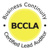 Business Continuity Certified Lead Auditor (BCCLA)