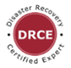 DRCE Disaster Recovery Certified Expert certification