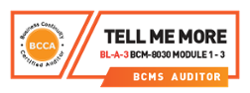 Tell Me More About BCM- 8030