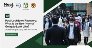 Webinar #8A MTE 6 August 2020 PSIS Post-Lockdown Recovery: What is the New 'Normal' Going to Look Like?