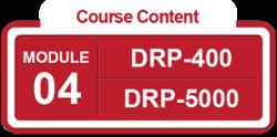 BL-DR-5 M4 Course Content IT DRP-5000