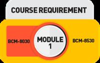 BL-A-5 M1 Audit Course Requirement BCM-8530 BC-8030 BCM-200