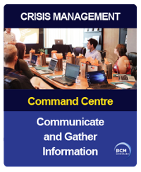 CCentre: Communicate and Gather Information