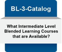 [BL-3-Catalog] What Expert Level Blended Learning Courses that are Available?