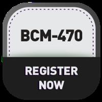 [WSQ-BCM-470] Register Now