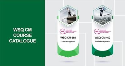 [WSQ] Singapore Workforce Skills Qualification CM Course Catalog